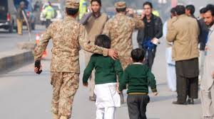 Peshawar School Attach