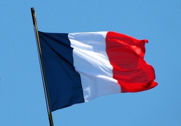 french-waving-flag